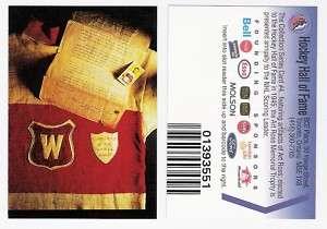1994 HOCKEY HALL OF FAME #4 of 12   ART ROSS HHOF