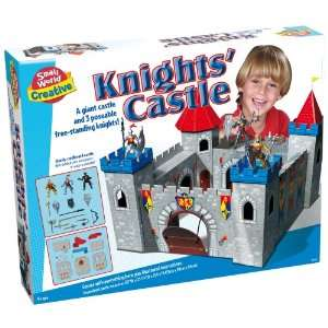 Small World Toys Small World Creative Knights Castle Toys & Games