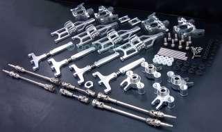 Maxx 3.3 Arm BulkHead Steering Block Shaft Joint CVD