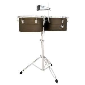 LP Matador 14 & 15 Deep Shell Timbales: Musical