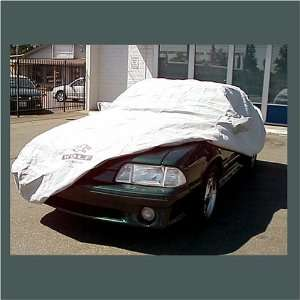Ford Mustang Custom Fit Car Cover 4 Layer Evolution Gray