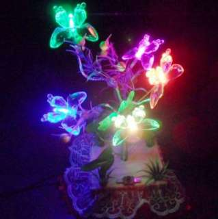 NEW USB/Battery LED Light Tree Night Light Home Decor Lamp Free