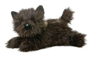 Toto Realistic Cairn Terrier Puppy Dog by Aurora Babies