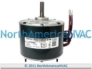 Trane Condenser FAN MOTOR 1/4 HP D144407P01 MOT03125