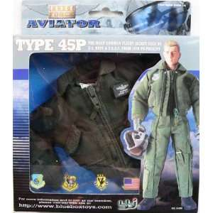 BBI Blue Box Elite Force Aviator Type 45P Jacket for 1/6