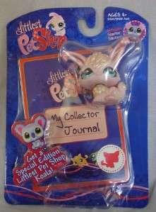LPS Littlest Pet Shop Collector Journal Bunny Rabbit NEW