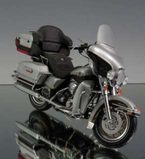Franklin Mint Die cast 2003 Harley Ultra Classic Electra Glide 100th