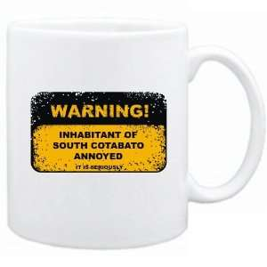 Of South Cotabato Annoyed  Philippines Mug City: Home & Kitchen