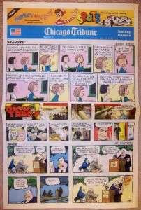 CHICAGO TRIBUNE SUNDAY COMICS 6/13 1993 Brenda Starr Dilbert Far Side