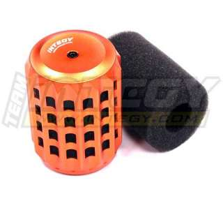 iNTEGY Billet Machined Alloy Type II Air Filter for HPI Baja 5B 5T