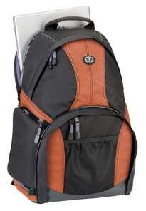 Tamrac 3385 Aero 85 Quick Draw Photo/Laptop Backpack Black/Rust Free