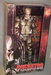 PREDATOR Neca 18 14 scale Action Figure CLOSED MOUTH