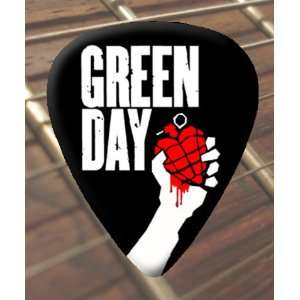 Green Day American Idiot Premium Guitar Picks x 5 Medium