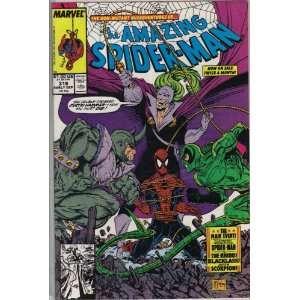 Amazing Spider Man #319 Comic Book
