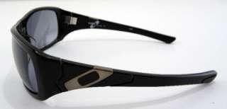 New Oakley Sunglasses Sideways Black Grey 05 993