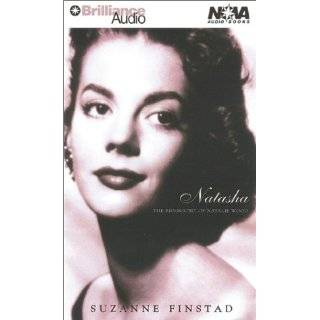 Natasha The Biography of Natalie Wood (Nova Audio Books) by Suzanne