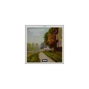 Fauré: Piano Quintets 1 & 2: Gabriel Faure, Auryn Quartet, Peter Orth