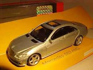 Mercedes Benz S63 AMG Rastar 1/43 Diecast
