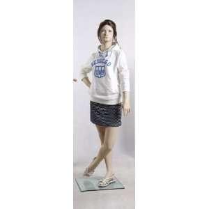 Female Realistic Teenage Girl Mannequin BC04