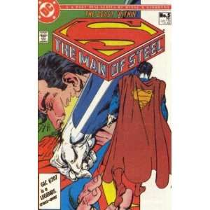The Man of Steel #5 MPI Audio Edition John Byrne Books
