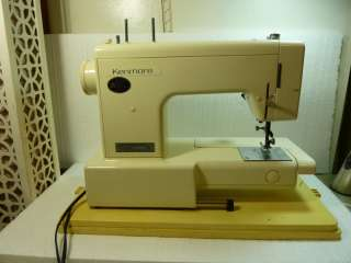 KENMORE*12 STITCH*Sewing Machine*MODEL 158.1595281 Video