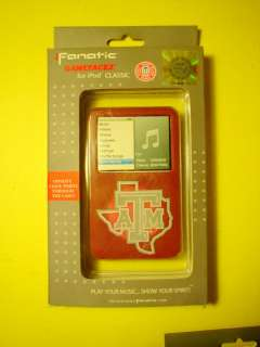 iFanatic Texas A&M University iPod Classic Case AGGIES