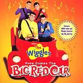 Here Comes the Big Red Car by Wiggles The CD, Jan 2006, Koch Records