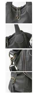 NWT Genuine leather TERRAH satchel shoulder bag+strap