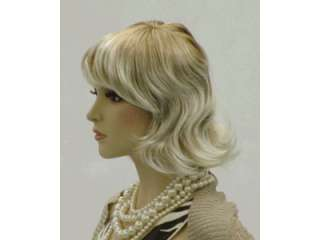 Female Wig Mannequin Head Hair for Mannequin #WG JF03