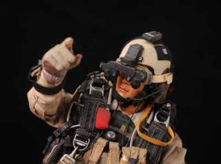 HOT TOYS US NAVY SEAL TEAM 2 HALO JUNPER 1/6 Figure