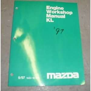 com 1997 Mazda KS Engine Service Repair Shop Manual 97 mazda Books