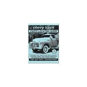 Chevy/GMC Truck Parts Locator Book Automotive