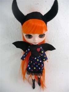 12 Blythe Blybe Basaak CCE Doll Outfit Halloween Set Costume 3 pcs