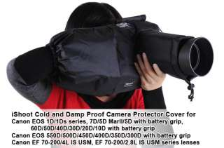Water Proof Camera Bag/Case fr Canon EOS 7D/5D MarII/5D