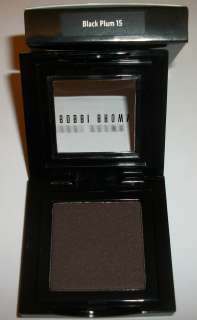 BOBBI BROWN EYE SHADOW BLACK PLUM 15 716170058511