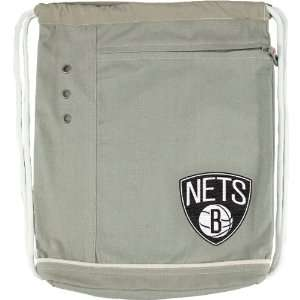 LITTLEARTH Brooklyn Nets Old School Cinch: Sports