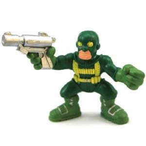 MARVEL SUPER HERO SQUAD HYDRA SOLDIER FIGURE RARE F48