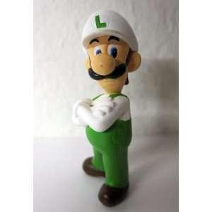 Super Mario Bros. Figure Collection Vol. 2 Fire Luigi