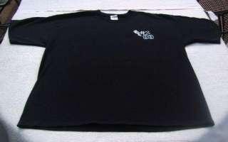 MICHAEL BUBLE 2003 tour CONCERT CREW rare XL T SHIRT