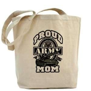 Tote Bag Proud Army Mom Tank