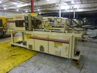 1989 85 Ton Cincinnati Milacron Injection Molding Machine VT85 2.4