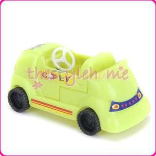 Girls Gift Model Club Car Golf Cart Vehicle Wheels Convertible for