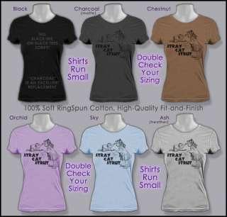 Women STRAY CATS Strut Punk Rockabilly Lady Shirt S 3XL