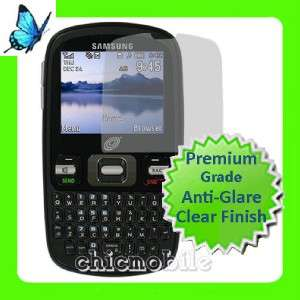 Straight Talk CLEAR SCREEN PROTECTOR SAMSUNG R355C R355