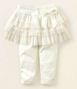 The Childrens Place Ruffle Tutu Leggings Size 24 Mths 406639913238