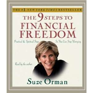 Spritual Steps So You Can Stop Worrying [Audio CD] Suze Orman Books