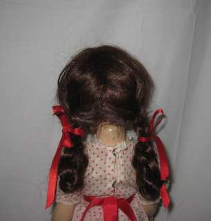 1940s MADAME ALEXANDER 18 COMPOSITION MARGARET FACE DOLL