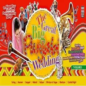 The Great Big Punjabi Wedding: Music