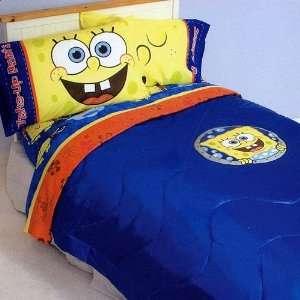 Nickelodeon SpongeBob SquarePants Embellished Comforter