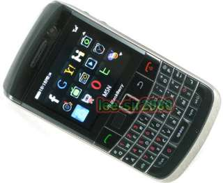 New Unlocked Quad band Dual SIM WIFI TV Java T Mobile cell phone W9700